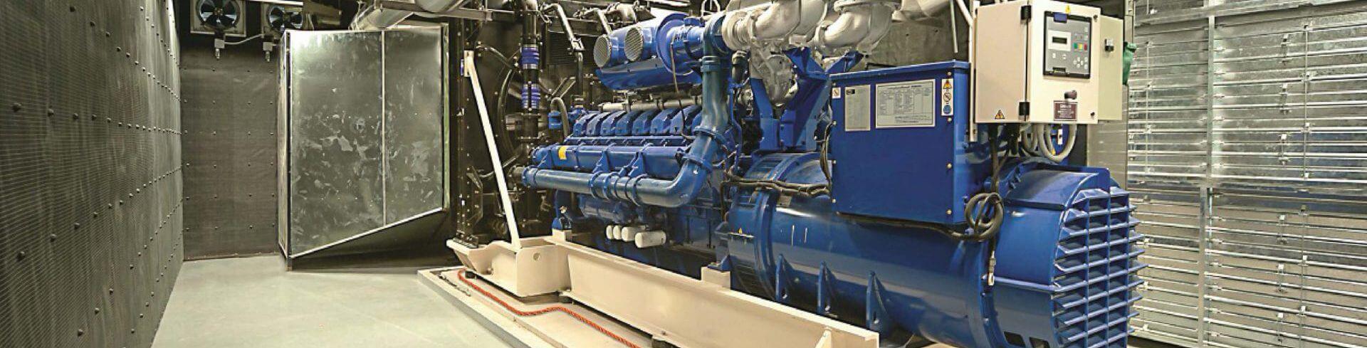 TTK-Lösungen zur Erkennung von Dieselölleckagen für Generatoren